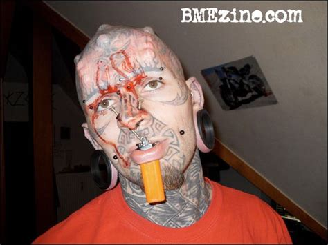 extreme piercings extreme bme tattoo