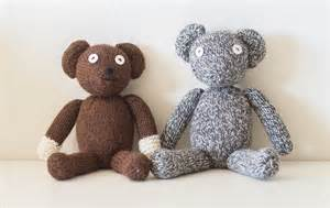 knitting patterns for teddies mr bean s knits for