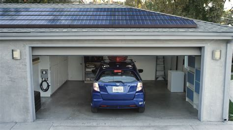 Fit Garage by Tech Will Solar City Switch To Evs When Acquisition By