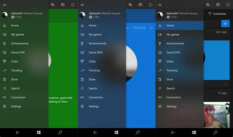 windows 10 mobile store app removes fluent design with the xbox s windows 10 app gets updated with fluent design and