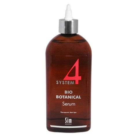 Serum Bio Spray system 4 bio botanical serum 200 ml