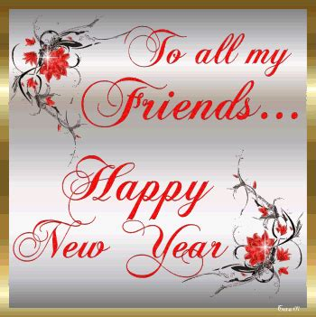 to all my friends happy new year pictures photos and