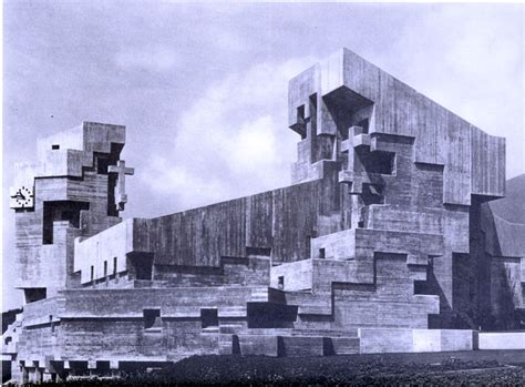 Brualist by The Incredible Hulks Jonathan Meades A Z Of Brutalism