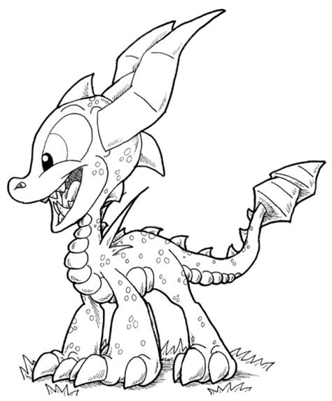 coloring pages of spyro the dragon free coloring pages of dark spyro