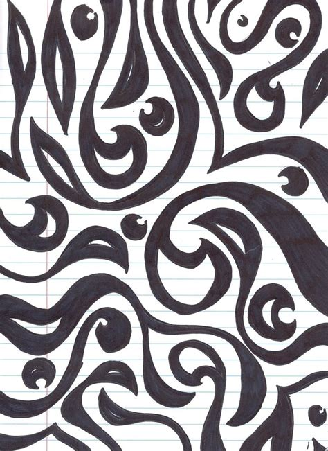 black pattern deviantart black and white pattern by songbreez on deviantart