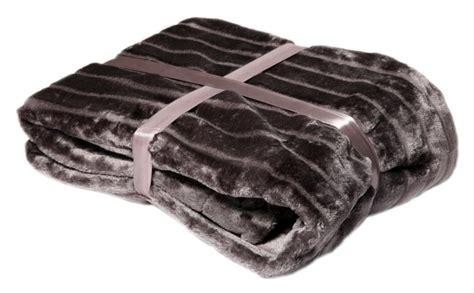 Decke Nerzoptik by Kuscheldecke Wohn Plaid Decke Nerzoptik 150 X 200 Cm Grau