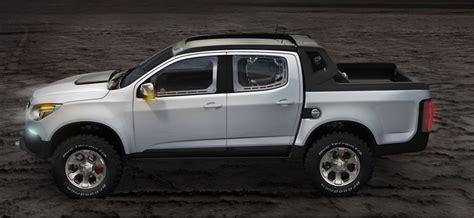 2020 Chevy Colorado by 2020 Chevrolet Colorado Crew Cab Specs Changes Redesign