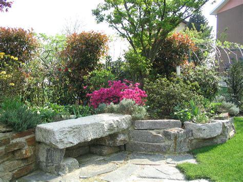 muretti giardino progettazione giardini monza e brianza realizzazione