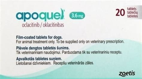 apoquel 16 mg for dogs zoetis apoquel 16 mg for dogs 20 tablets dietvet
