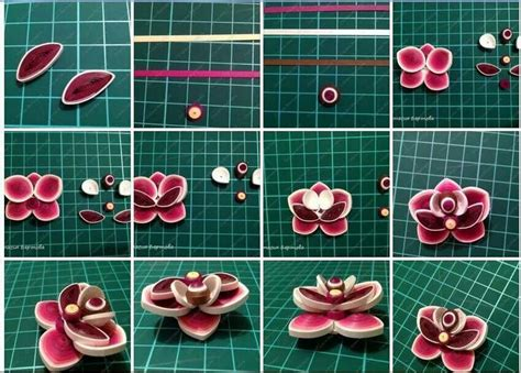 quilling tutorial facebook 427 best images about quilling tutorials on pinterest