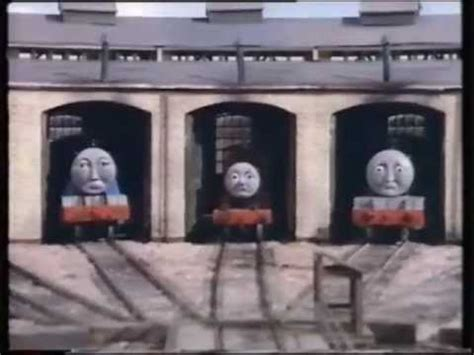 The Tank Engine Sheds by The Tank Engine Friends Trouble In The Shed