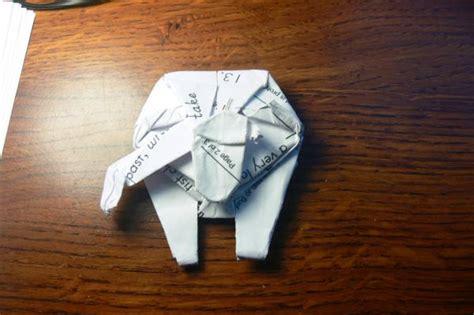 Millennium Falcon Origami - cool millennium falcon origami yoda