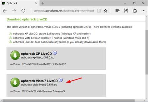 reset windows admin password iso how to recover or reset windows 7 administrator password