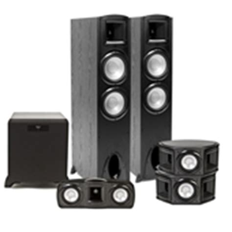 klipsch synergy icon 5 1 home theatre speaker system sale