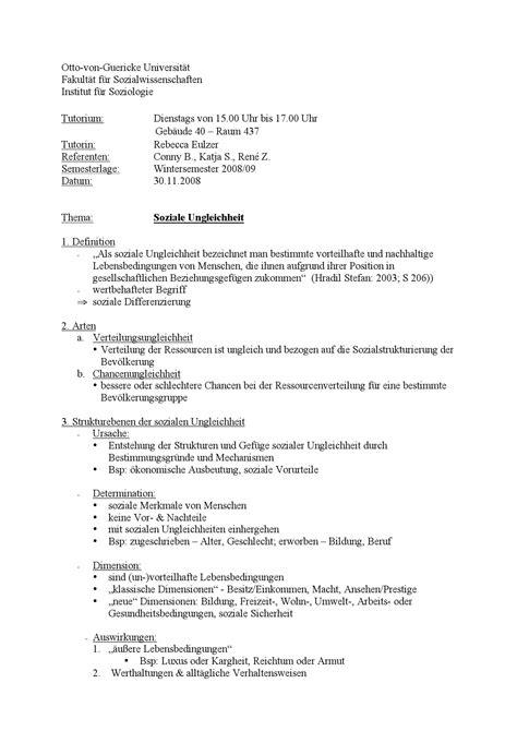 Vorlage Word Handout Handout F 252 R Vortrag 252 Ber Die Soziale Ungleichheit Zwischen Geschlechtern By Schoenefeld