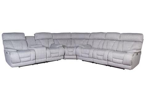 dawson sectional dawson power reclining sectional at gardner white