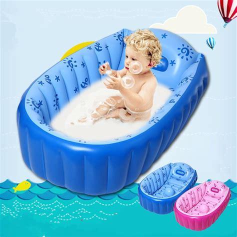 large inflatable bathtub toddler 2016 newborn baby portable bathtub large inflatable pool