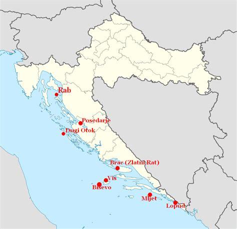 banche croate quelles sont les plus belles plages en croatie o 249 aller