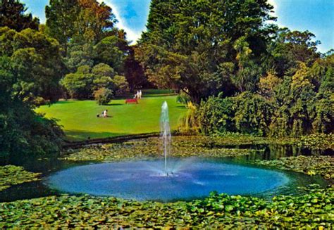 10 Must To Visit Tourist Attractions In Melbourne Royal Melbourne Botanical Gardens