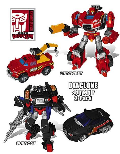 the unofficial guide to vintage transformers 1980s through 1990s books botcon 2015 botcon exclusive souvenir set 2 2 pack