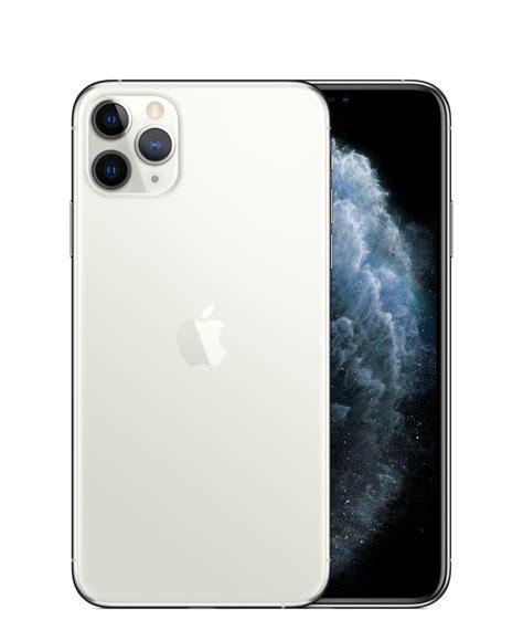 apple iphone  pro max gb silver ilove computers