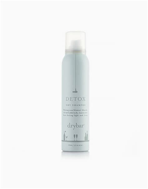 Drybar Detox Shoo Conditioner Combo by Detox Shoo By Drybar 174 Products Beautymnl