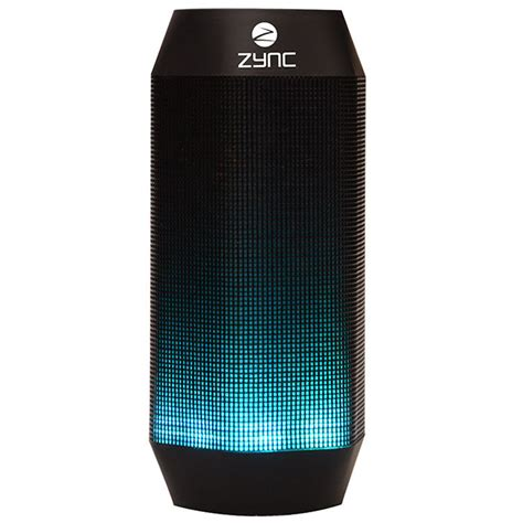 Speaker Power Up Bluetooth buy zync k20 fuzon bluetooth speaker with led lights and power bank at best price in