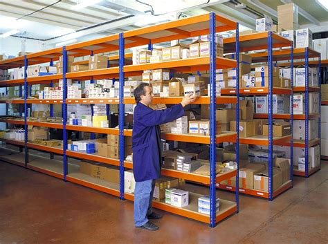warehouse shelving romstor projects