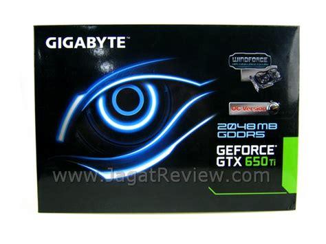 Memory Card Besar review vga nvidia gigabyte gtx 650 ti oc 2gb memory lebih
