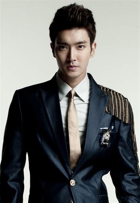 super junior siwon works with chanel head designer karl
