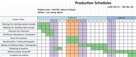 bakery production schedule template bakery production schedule template beautiful template