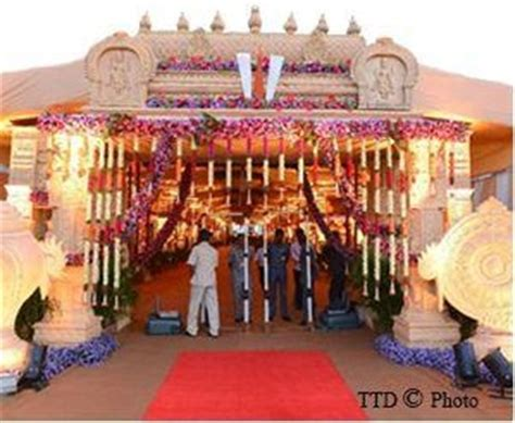 Cottages In Tirupati by Marriage Halls And Cottages