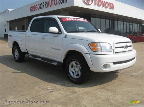 2004 Toyota Tundra 4x4 For Sale 2004 Toyota Tundra Limited Cab 4x4 In White