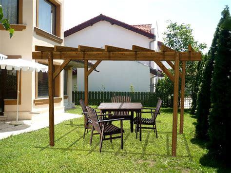 kit gazebo in legno pergola in legno gazebo in legno di abete easy eco