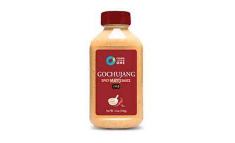 Chung Jung One Mayonnaise gochujang spicy mayo sauce 2017 12 22 prepared foods