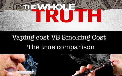 Vs Vaping Essay by Vaping Cost E Liquid Quality And Standards Lab Made