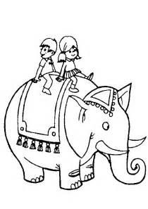 elephant art cliparts