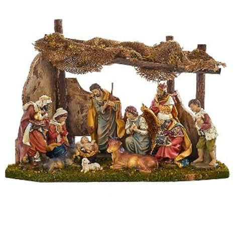 large indoor nativity sets target