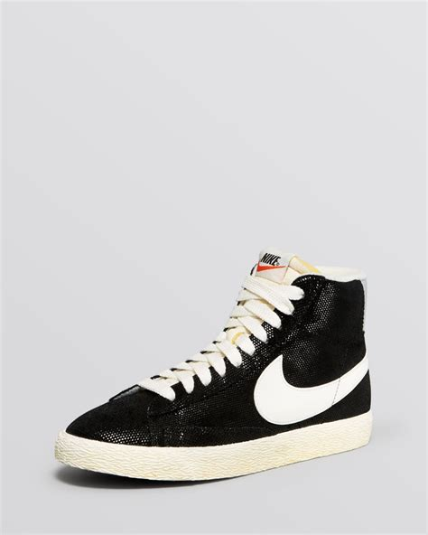 high top shoes for nike lace up high top sneakers s blazer mid in