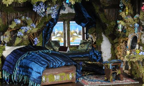 enchanted forest bedroom the cotswold cottage fairy dolls house custom by melissachaple