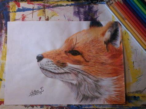 imagenes de zorros a lapiz mis dibujos arte taringa