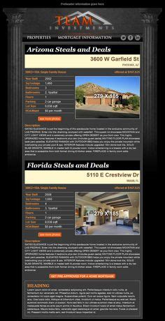 1000 Images About Design Services Custom Email Templates On Pinterest Templates Design And Icontact Email Templates