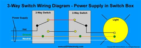 three way switch in the same box as single pole doityourself community forums