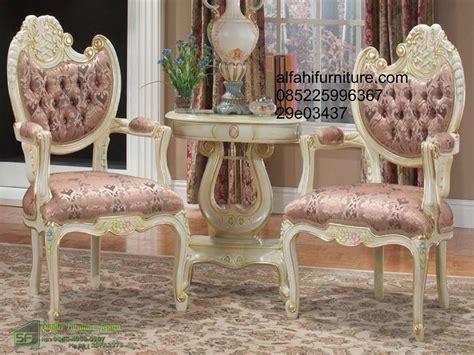 Kursi Teras Napolly Murah Bandung jual kursi teras klasik harga murah jepara oleh alfahi furniture