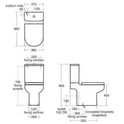 standard toilet dimensions search 2 interior