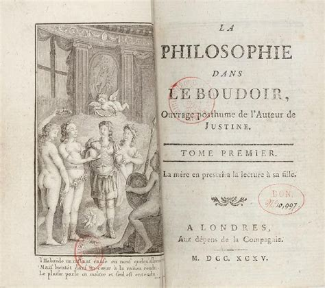 marquis de sade philosophy in the bedroom philosophy in the bedroom wikipedia