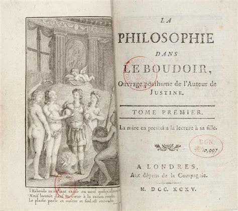 marquis de sade philosophy in the bedroom marquis de sade philosophy in the bedroom quotes