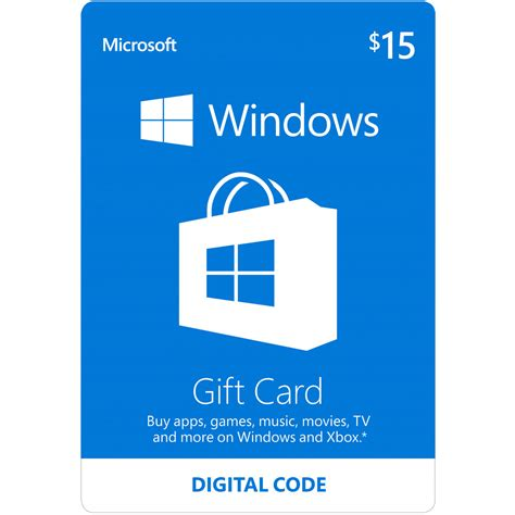 How To Get Free Microsoft Gift Cards - image gallery microsoft card