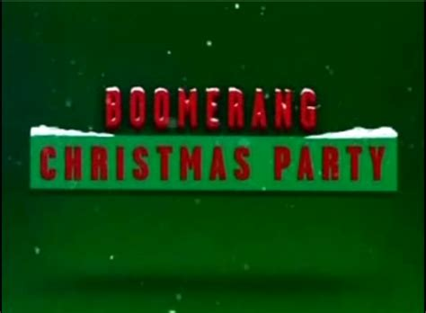 boomerang christmas party boomerpedia