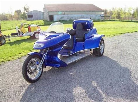 2008 v cycle roadhawk trike cruiser vw for sale from union
